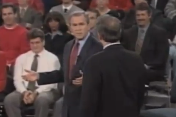 george bush and al gores presidential debate on education Education see also: al gore  in the presidential debate between al gore and  george w bush on october 11, 2000, gore said:.