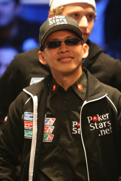 Darus Suharto 2008 World Series of Poker Event 54 Main Event NoLimit Holdem