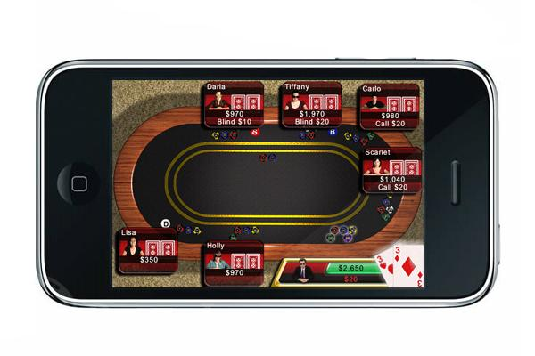 iPhone Apple Holdem2