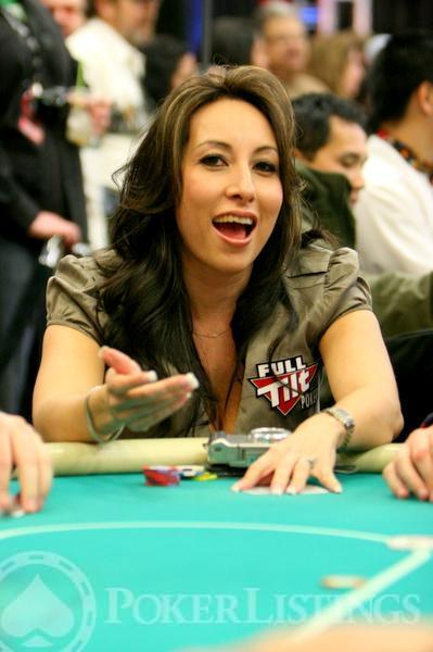 Female poker player jett deco mariage theme casino