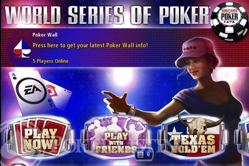 world series of poker EA