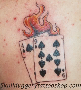 14 Highly Questionable Poker Themed Tattoos Pokerlistings Blog